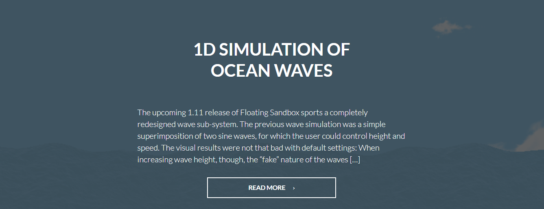 Links – Floating Sandbox