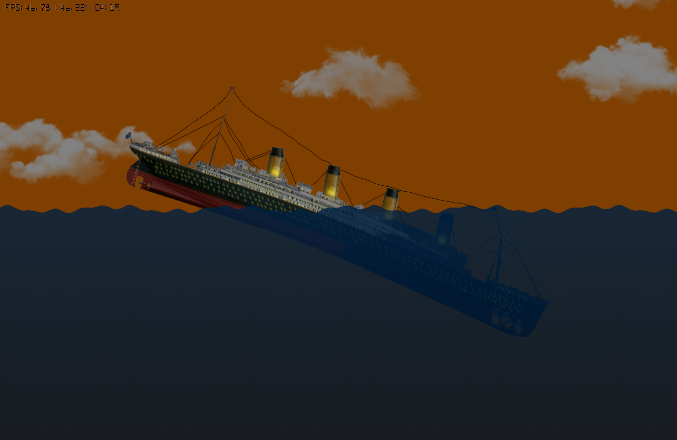 R.M.S._Titanic_With_Lights_-_by_Gabriele_GiuseppiniMichael_Bozarth_20190404_120525_953