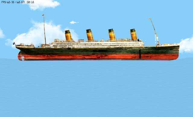 Wood Titanic - by Michael Bozarth_20190714_053200_785